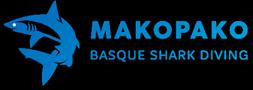 Actividades con tiburones en el cantábrico Logo